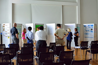 Photo: #eden14 Poster session Photo by SRCE