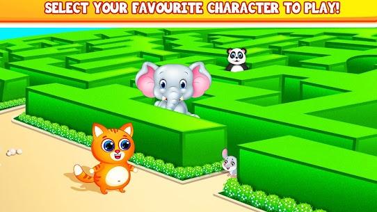 Kids Mazes : Educational Game Puzzle World 3