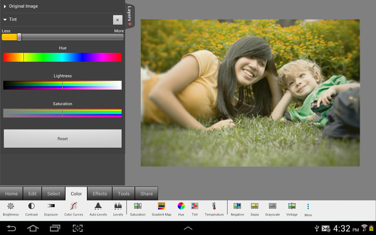 PhotoPad Photo Editor Free- screenshot