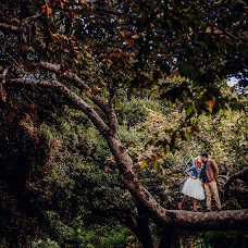 Wedding photographer Oscar Sanchez (oscarfotografia). Photo of 23.10.2015