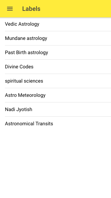 The Vedic Siddhanta - Indian Vedic Astrology- screenshot