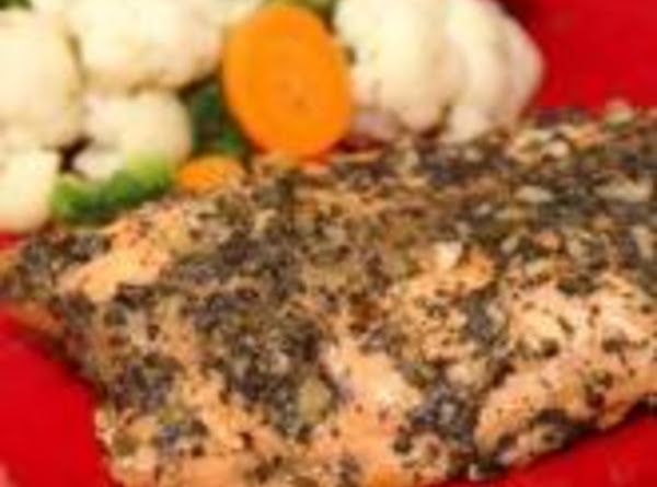 Easy Baked Salmon In Foil Recipe