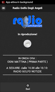 Radio Golfo Degli Angeli- miniatura screenshot