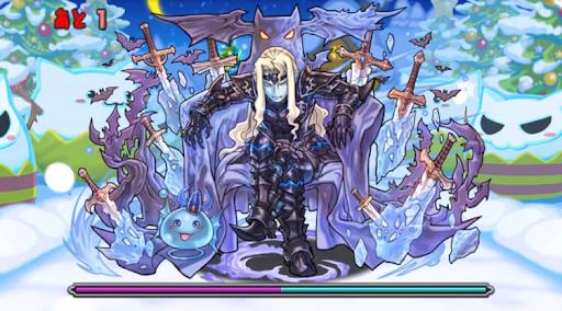 秘才の氷城超絶地獄級-1F