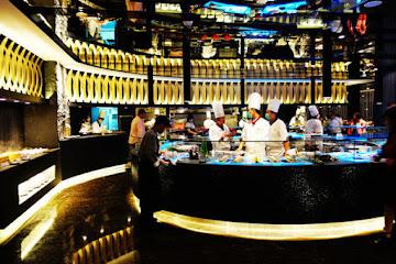 阿力海百匯自助餐廳 桂田酒店