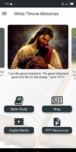 White Throne Ministries (WTM) 2.2 screenshots 1