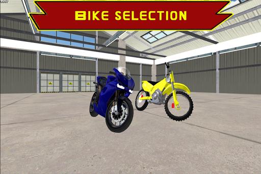 极端市自行车特技 3D