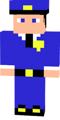 policial minecraft