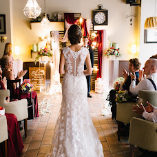 Wedding photographer Dina Romanovskaya (Dina). Photo of 31.05.2018
