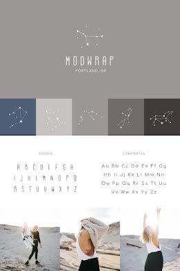Modwrap Brand Board - Brand Board item