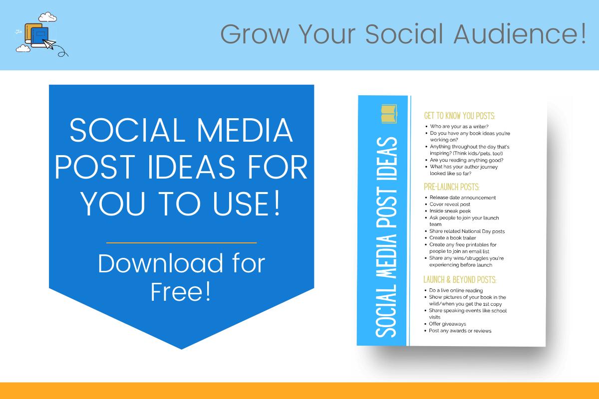 Free Social Media Post Ideas