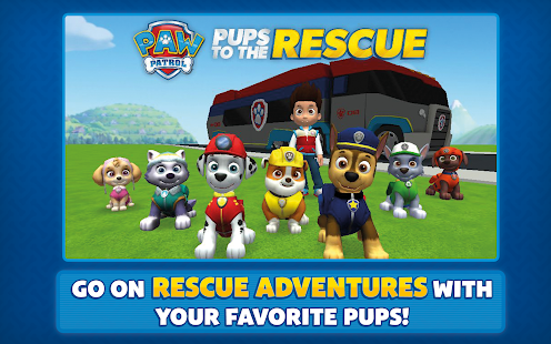 PAW Patrol Pups to the Rescue- screenshot thumbnail