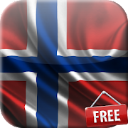 Flag of Norway Live Wallpaper