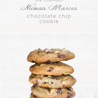 The Infamous Neiman Marcus Chocolate Chip Cookie