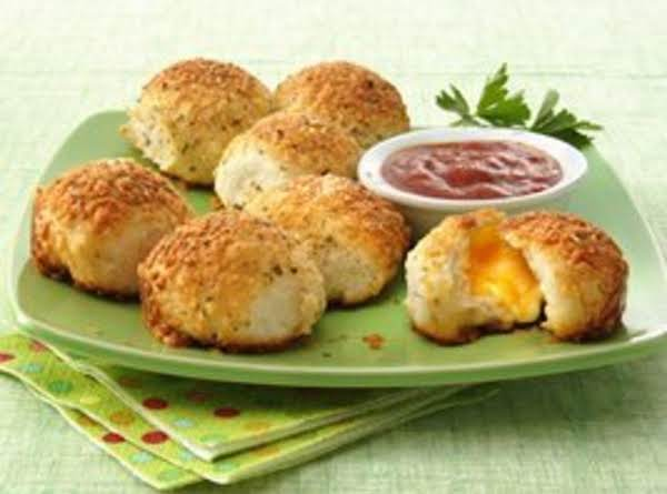 Cheese Stuffed Pull-apart Biscuits Recipe