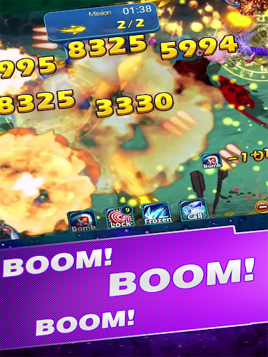 BanCa Fishing - Free Shooting Fish Slots Game screenshot 6