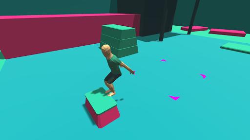Flip Trickster - Parkour Simulator  screenshots 2