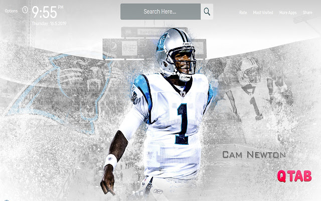 Nfl Cam Newton Wallpapers Hd Theme
