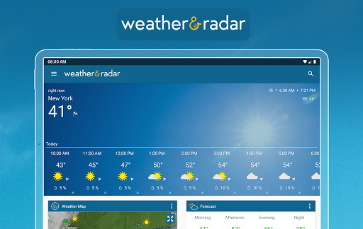 Weather & Radar USA screenshot 9
