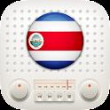 Costa Rica Radios AM FM Free icon