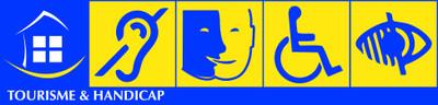 Gîte La Grange 4 étoiles pour 8 personnes à Surgères en Aunis Marais Poitevin en Charente-Maritime Tourisme et Handicap auditif, mental, moteur et visuel