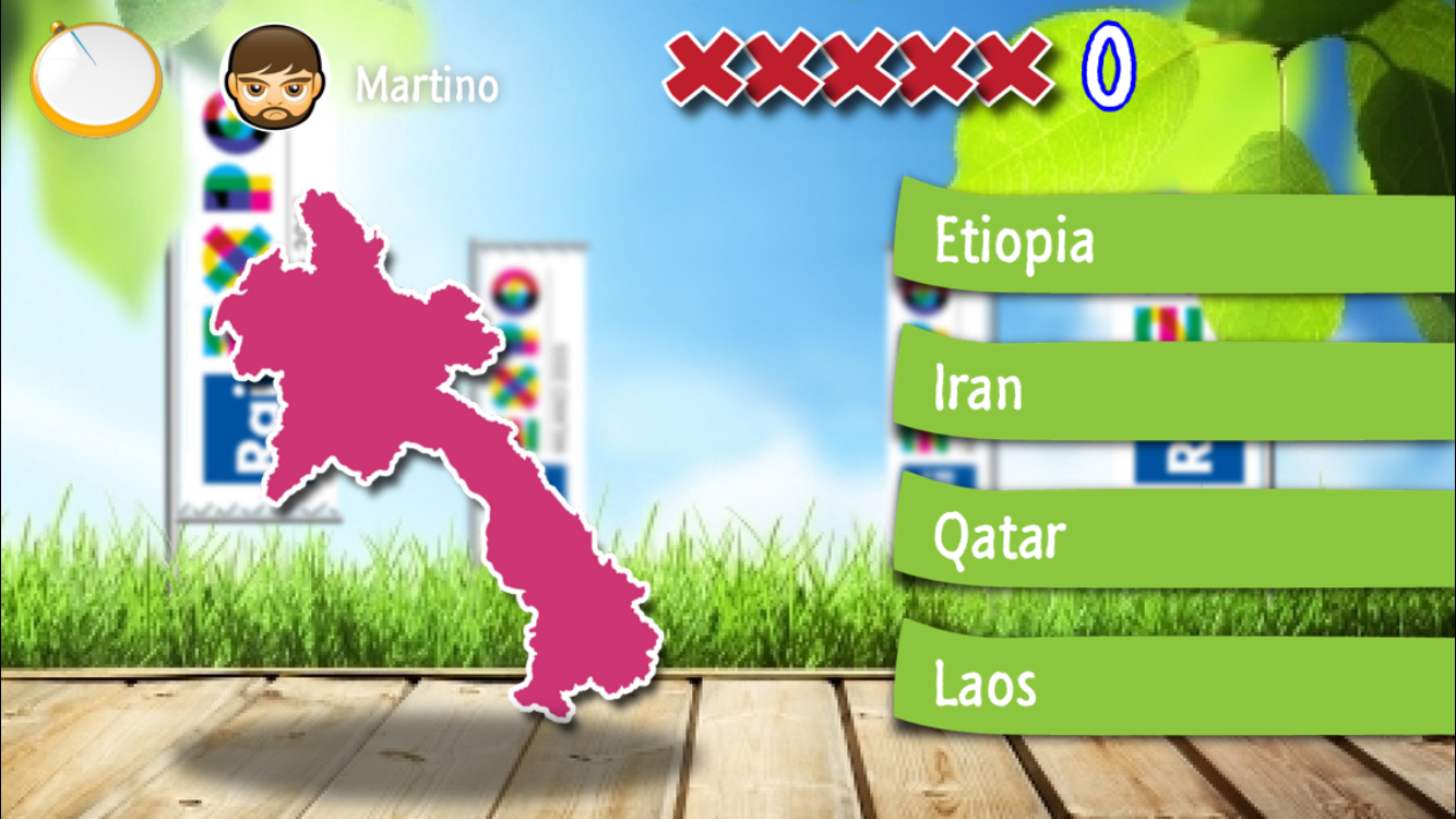 Il mondo di Expo- screenshot