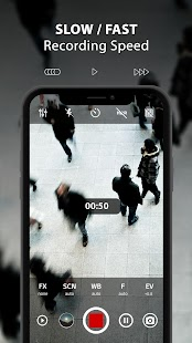 ProCam X ( HD Camera Pro ) Screenshot