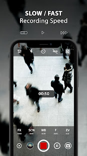 App ProCam X ( HD Camera Pro ) APK for Windows Phone
