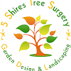 5 Shires Tree Surgery Logo In Worcestershire
