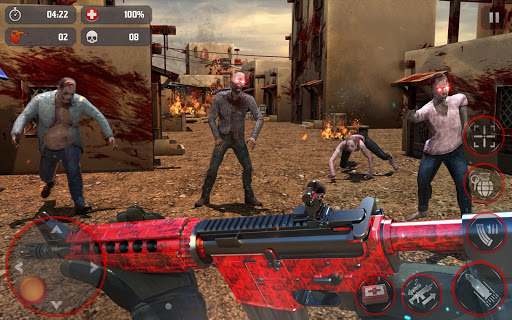 DEAD HUNTING EFFECT 2: ZOMBIE FPS SHOOTING GAME 1.4.0 screenshots 7