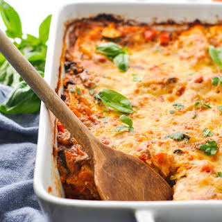Healthy Vegetable Lasagna With Cottage Cheese Recipes.