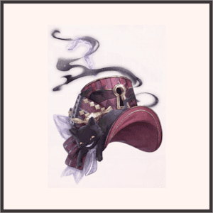 猫耳鍵ハット