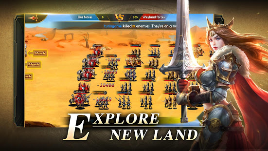 Download Crown of Glory For PC Windows and Mac apk screenshot 2