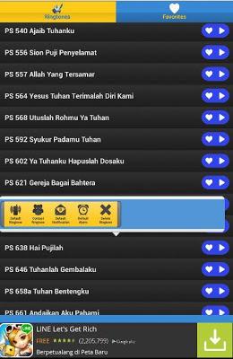 Lagu Puji Syukur Vol 2 - screenshot