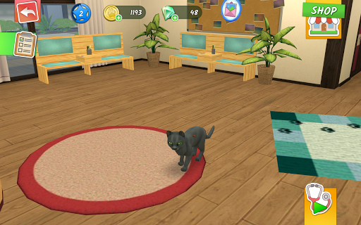 Pet World u2013 My Animal Hospital u2013 Care for animals 1.0.2731 screenshots 7