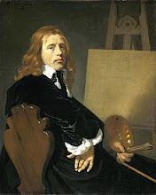 Foto: Paulus Potter (Enkhuizen, gedoopt 20 november 1625 - Amsterdam, begraven 17 januari 1654) was een Nederlands kunstschilder uit de Gouden Eeuw.