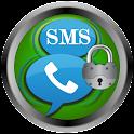 Appel bloqués ou SMS bloqués icon