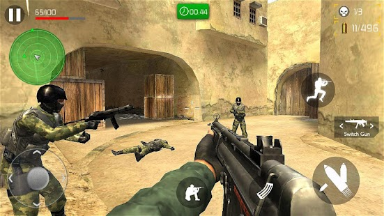Counter Terrorist Mission Screenshot