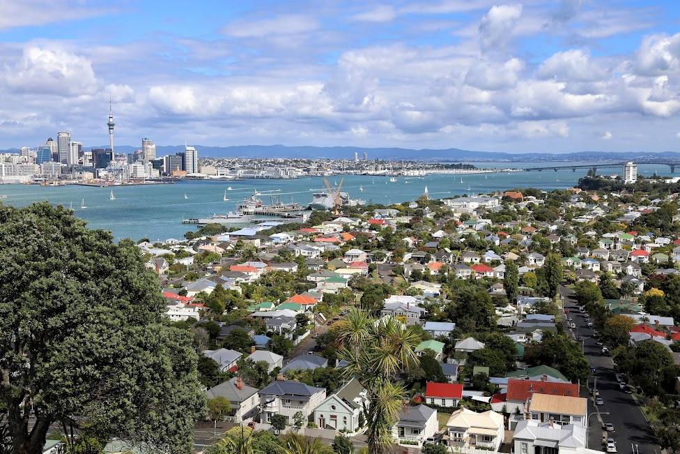 Auckland, nowozelandzkie wspomnienia
