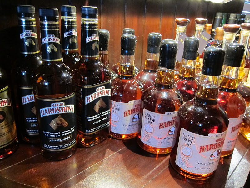 Photo: Old Bardstown and Old Bardstown Estate Bottled from Kentucky Bourbon Distillers- Photo by Geoff Kleinman http://www.DrinkSpirits.com