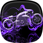 Motorcycle Live Wallpaper  Motorbike Backgrounds icon