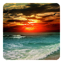 Magical Sunset Live Wallpaper icon