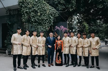 Fotografo di matrimoni Việt anh Vũ (mikey). Foto del 13.12.2020