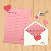 Love letters for lovers