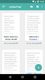JotterPad - Writer Screenshot 1