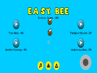 Easy Bee - Dodge the Bees GG- screenshot thumbnail