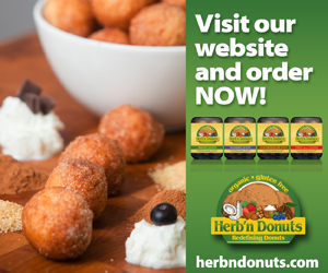 WWW.HERBNDONUTS.COM coupon