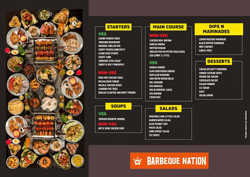 Barbeque Nation menu 6