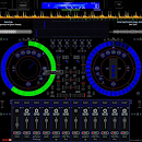 Virtual DJ Mixer Pro v 1.0 app icon