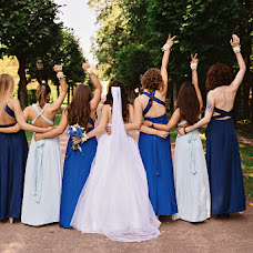 Wedding photographer Andrey Vayman (andrewV). Photo of 18.10.2018